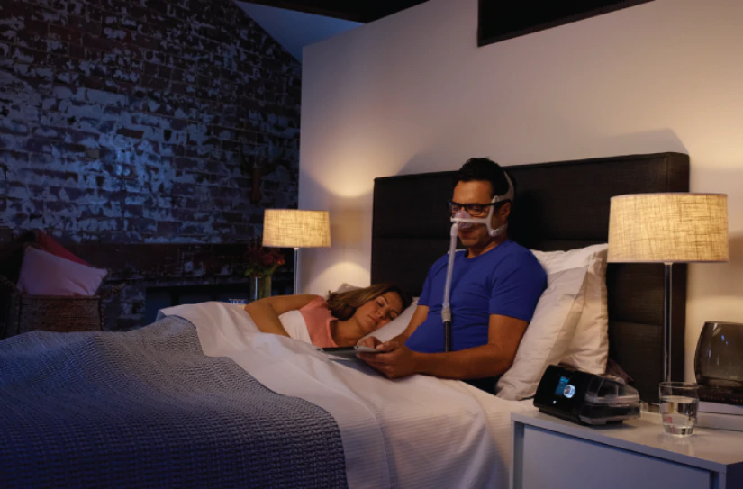 CPAP Therapy, Benefits - ResMed India