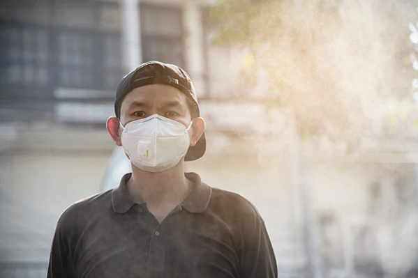 How to Sleep Better During High Air Pollution Days