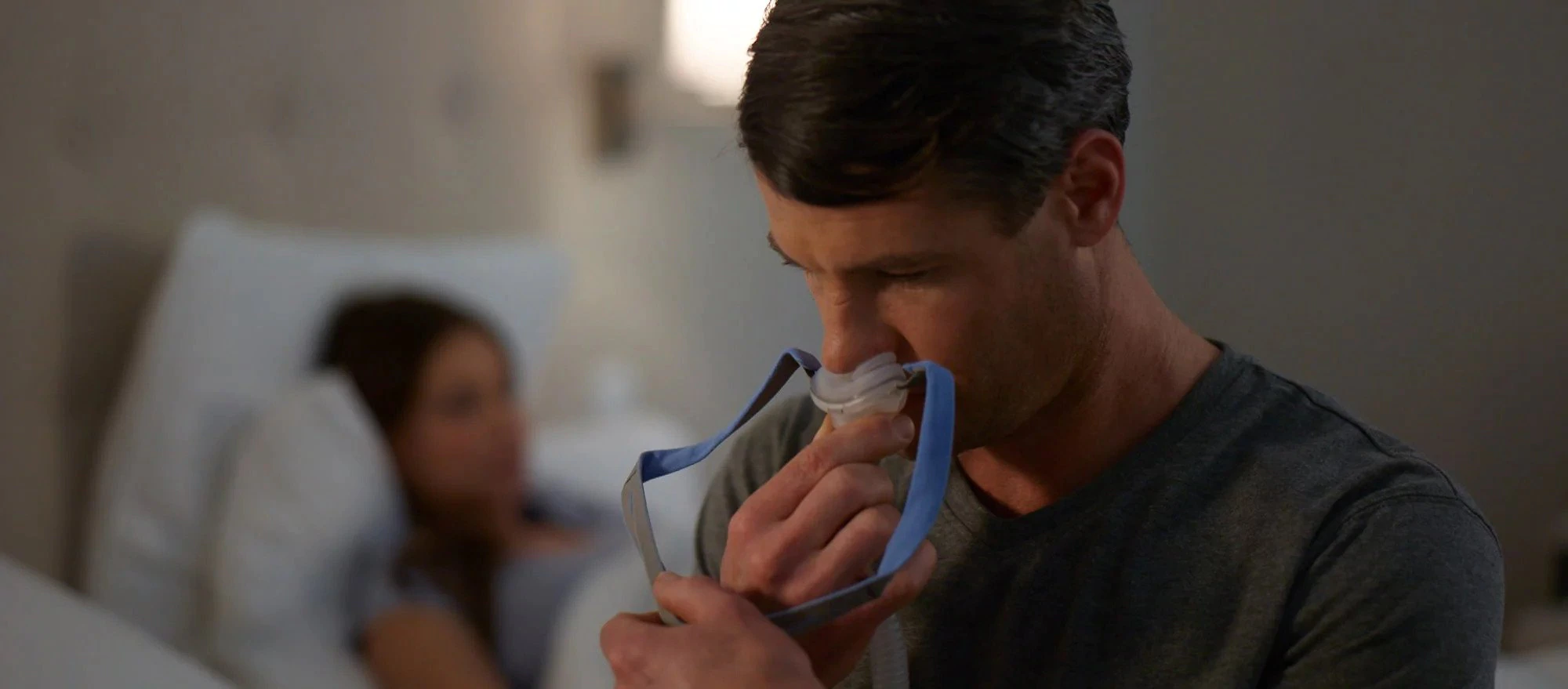 Getting Used to CPAP Therapy: Solving Some of the Most Common Problems