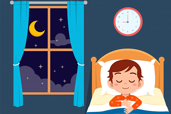 Trouble Sleeping? Here are 10 tips for a good night sleep